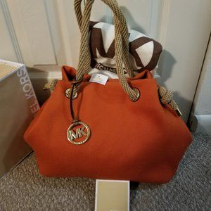 NWT Michael Kors Rope Tote ON HOLD for ashleyfreder337